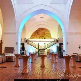 Кетъринг Събития - Конгрес на ФИДЕМ - Снимка 5 -  Националeн Археологически Музей - ВИП Кетъринг София