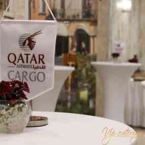 Catering Events - 5 years Qatar Cargo Bulgaria - Picture 17 -  The Street - Vip Catering Sofia