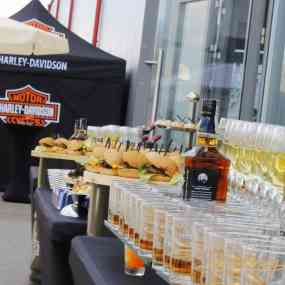 Catering Events - Harley on Tour - Picture 4 -   - Vip Catering Sofia