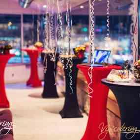 Кетъринг Събития - Huawei Парти - Снимка 4 -  Кълчър Бийт Клуб НДК - ВИП Кетъринг София