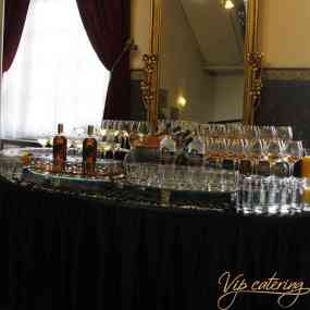 Catering Events - La Pause Exhibition - Picture 10 -  Central Military Club - Vip Catering Sofia