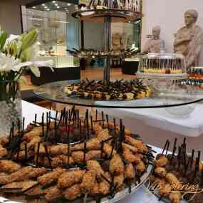 Catering Events - Luxury cocktail after the seminar - Picture 11 -  National Archaeological Museum - Vip Catering Sofia