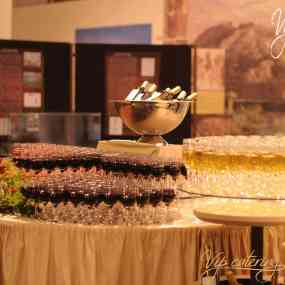 Catering Events - FIG - International Federation of Surveyors - Picture 1 -  National Palace of Culture - Hall 3 - Vip Catering Sofia