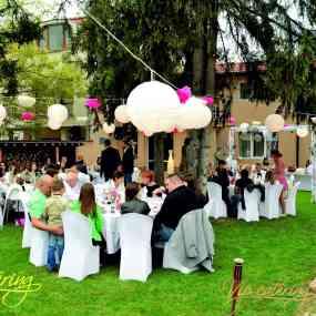 Кетъринг Събития - Градинска Сватба - Снимка 8 -   - ВИП Кетъринг София