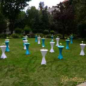 Catering Events - CMS Cameron McKenna - Corporate Event - Picture 1 -   - Vip Catering Sofia