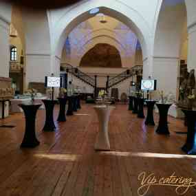Catering Events - Luxury cocktail after the seminar - Picture 2 -  National Archaeological Museum - Vip Catering Sofia