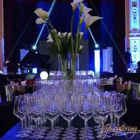 Кетъринг Събития - Официален Коктейл - Снимка 8 -  Централен Военен Клуб - ВИП Кетъринг София
