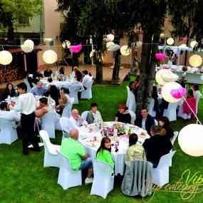Кетъринг Събития - Градинска Сватба - Снимка 3 -   - ВИП Кетъринг София