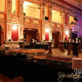 Catering Events - 20 years FedEx Bulgaria - Picture 9 -  Central Military Club - Vip Catering Sofia