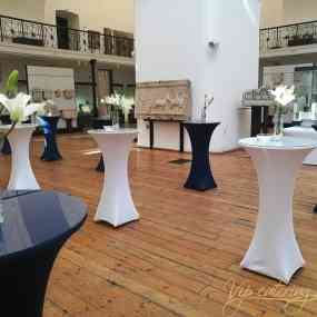 Catering Events - Luxury cocktail after the seminar - Picture 5 -  National Archaeological Museum - Vip Catering Sofia
