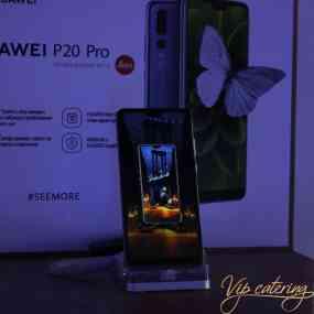 Кетъринг Събития - Huawei P20 PRO - Снимка 3 -  Музей за съвременно изкуство - ВИП Кетъринг София