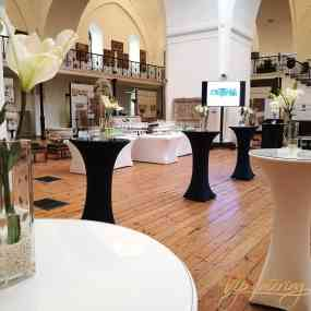 Catering Events - Luxury cocktail after the seminar - Picture 20 -  National Archaeological Museum - Vip Catering Sofia