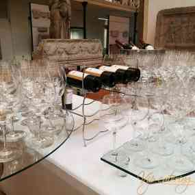 Catering Events - Luxury cocktail after the seminar - Picture 1 -  National Archaeological Museum - Vip Catering Sofia