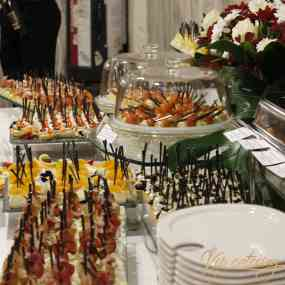 Catering Events - 5 years Qatar Cargo Bulgaria - Picture 8 -  The Street - Vip Catering Sofia