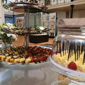 Catering Events - Luxury cocktail after the seminar - Picture 6 -  National Archaeological Museum - Vip Catering Sofia