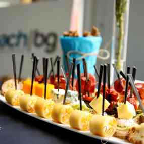 Catering Events - Coach.BG & HR-BG.com - Vip Catering Sofia