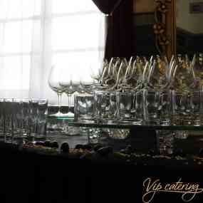 Catering Events - La Pause Exhibition - Picture 6 -  Central Military Club - Vip Catering Sofia