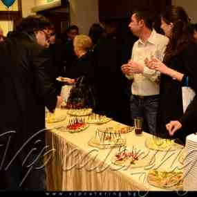 Catering Events - City Clinic - Opening - Picture 17 -   - Vip Catering Sofia