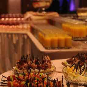 Catering Events - FIG - International Federation of Surveyors - Picture 20 -  National Palace of Culture - Hall 3 - Vip Catering Sofia