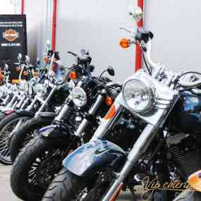 Catering Events - Harley on Tour - Picture 7 -   - Vip Catering Sofia