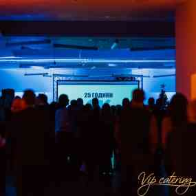 Catering Events - 25 years OK Supertrans - Picture 20 -  SQUARE 500 - Vip Catering Sofia