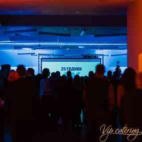 """Кетъринг Събития - 25 години ОК Супертранс - Снимка 20 -  Национална галерия """"Квадрат 500"""" - ВИП Кетъринг София"""