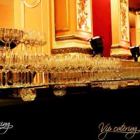 Catering Events - 20 years FedEx Bulgaria - Picture 2 -  Central Military Club - Vip Catering Sofia