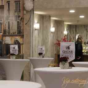 Catering Events - 5 years Qatar Cargo Bulgaria - Picture 20 -  The Street - Vip Catering Sofia
