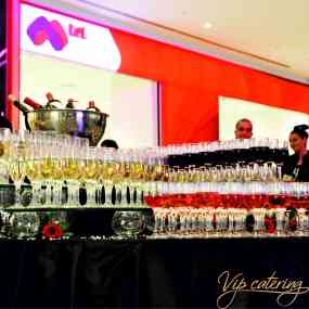 Catering Events - The New Samsung Alpha - Vip Catering Sofia