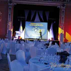 Catering Events - Patent Office - Awards - Picture 3 -  Central Military Club - Vip Catering Sofia