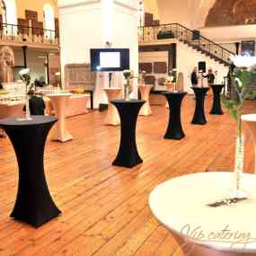 Catering Events - CMS Cameron McKenna - Picture 2 -  National Archaeological Museum - Vip Catering Sofia