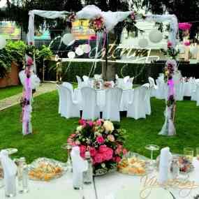 Catering Events - Garden Wedding - Vip Catering Sofia