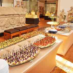 Catering Events - CMS Cameron McKenna - Picture 5 -  National Archaeological Museum - Vip Catering Sofia