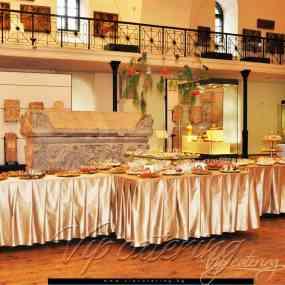 Кетъринг Събития - Конгрес на ФИДЕМ - Снимка 6 -  Националeн Археологически Музей - ВИП Кетъринг София
