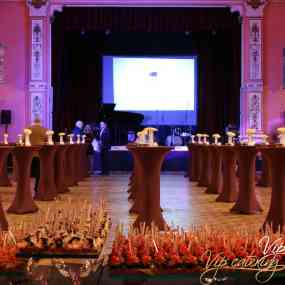 Catering Events - 20 years FedEx Bulgaria - Picture 3 -  Central Military Club - Vip Catering Sofia