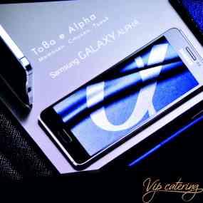 Кетъринг Събития - Новият Samsung Alpha - Снимка 11 -   - ВИП Кетъринг София