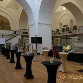 Catering Events - 10 years Balkan Services - Picture 1 -  National Archaeological Museum - Vip Catering Sofia