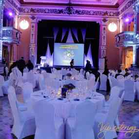 Catering Events - Patent Office - Awards - Picture 1 -  Central Military Club - Vip Catering Sofia