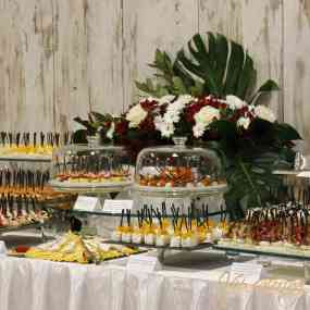 Catering Events - 5 years Qatar Cargo Bulgaria - Picture 6 -  The Street - Vip Catering Sofia