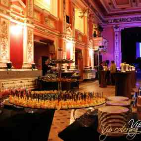 Catering Events - 20 years FedEx Bulgaria - Picture 11 -  Central Military Club - Vip Catering Sofia