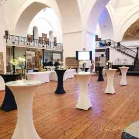 Catering Events - Luxury cocktail after the seminar - Picture 17 -  National Archaeological Museum - Vip Catering Sofia