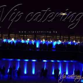 Кетъринг Събития - Агенция Пътна Администрация - Снимка 20 -  НДК - Зала 3 - ВИП Кетъринг София