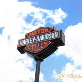 Catering Events - Harley on Tour - Vip Catering Sofia