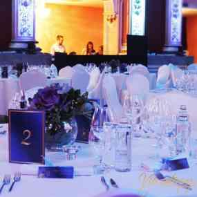 Кетъринг Събития - Годишни Награди - Патентно Ведомство - Снимка 2 -  Централен Военен Клуб - ВИП Кетъринг София
