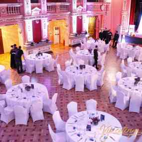 Catering Events - Patent Office - Awards - Picture 5 -  Central Military Club - Vip Catering Sofia