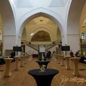 Catering Events - 10 years Balkan Services - Picture 3 -  National Archaeological Museum - Vip Catering Sofia