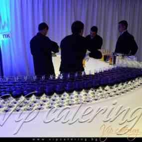 Кетъринг Събития - Агенция Пътна Администрация - Снимка 14 -  НДК - Зала 3 - ВИП Кетъринг София