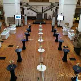 Catering Events - Luxury cocktail after the seminar - Picture 3 -  National Archaeological Museum - Vip Catering Sofia