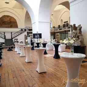 Catering Events - Luxury cocktail after the seminar - Picture 18 -  National Archaeological Museum - Vip Catering Sofia