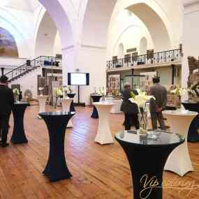 Catering Events - Luxury cocktail after the seminar - Picture 16 -  National Archaeological Museum - Vip Catering Sofia